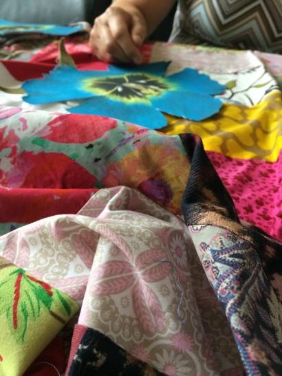 Herinneringsdeken, een deken vol troost en warmte